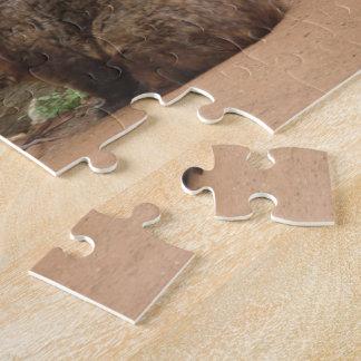Wombat Heaven Jigsaw Puzzle