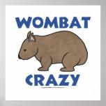 Wombat II loco Poster