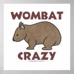 Wombat III loco Posters
