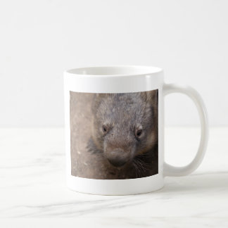Wombat Kiss Coffee Mug