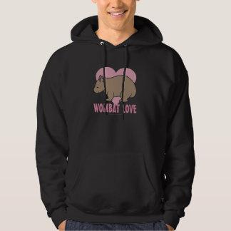Wombat Love II Hoodie