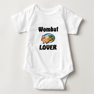 Wombat Lover T Shirt
