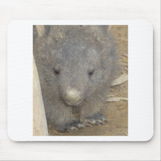 Wombat Mouse Pad