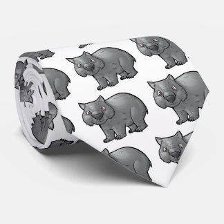 Wombat Neck Tie