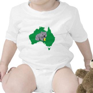 Wombat Trajes De Bebé