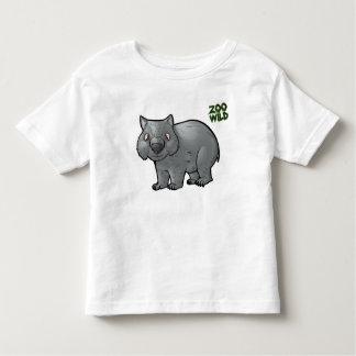 Wombat Toddler T-shirt