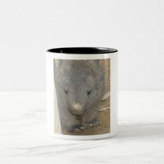 Wombat Two-Tone Coffee Mug