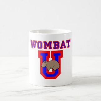Wombat U II Coffee Mug
