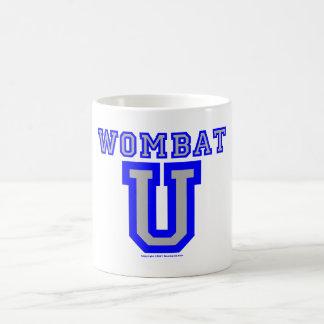 Wombat U VI Coffee Mug