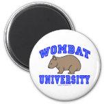 Wombat University II Magnet