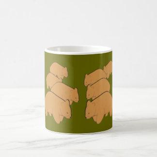 Wombats Coffee Mug