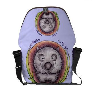 Wombie el bolso del wombat bolsas de mensajeria