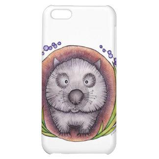 """""""Wombie"""" el caso del iPhone del wombat"""
