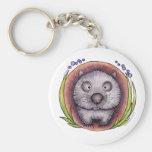 """""""Wombie"""" el llavero del wombat"""