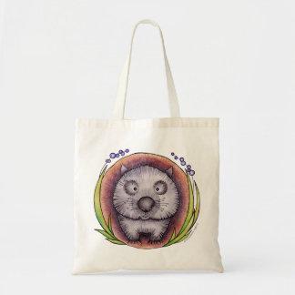 """""""Wombie"""" los bolsos del wombat"""
