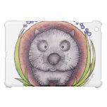 'Wombie' the wombat iPad Case