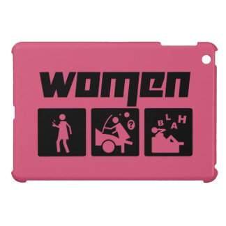 Women 3 cover for the iPad mini