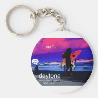 Women Admires Surfers Keychain