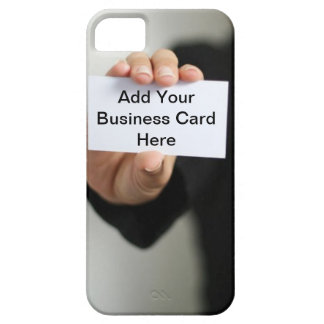 Women Advertise, Promote and Market Your Business iPhone SE/5/5s Case