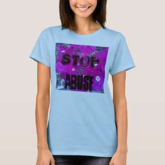 Women against Abuse T-Shirt