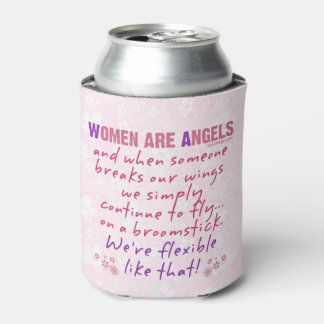 Women are Angels Can Cooler