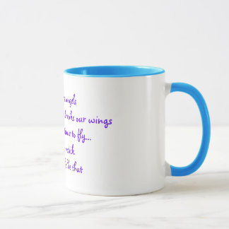 Women are Angels Mug