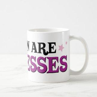 Women are Goddesses Coffee Mug