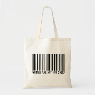 Women Are Not For Sale - tote bag