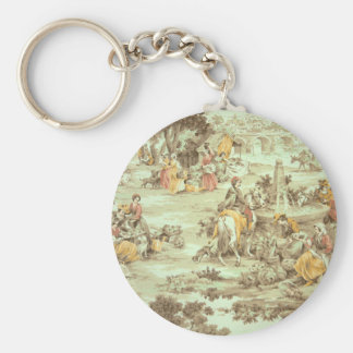 WOMEN AT THE WELL KEYCHAIN