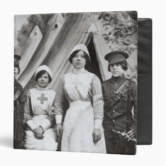 Women at War, 1914-18 Binder
