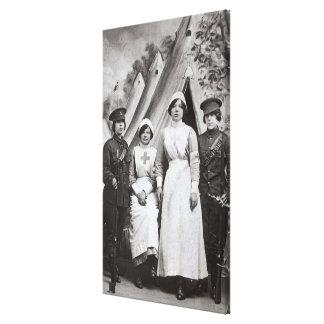 Women at War, 1914-18 Canvas Print