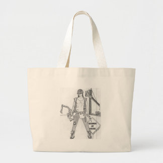 Women at Work Canvas Bag