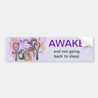Women Awake Bumper Sticker