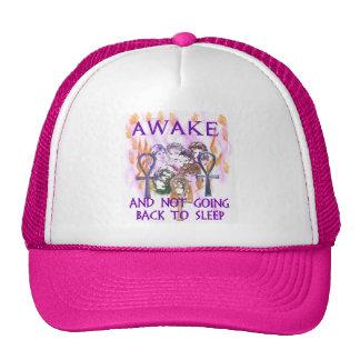 Women Awake Mesh Hats