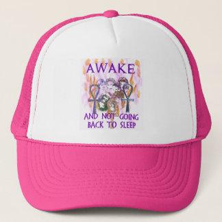 Women Awake Trucker Hat