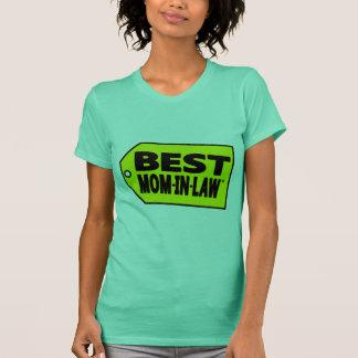 WOMEN - Best MOM-IN-LAW T-Shirt