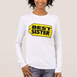 WOMEN - Best SISTER Long Sleeve T-Shirt