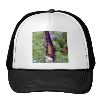 WOMEN CAN'T FLY HELICOPTERS TRUCKER HAT