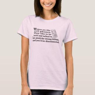 Women/ Cellphone Shirt