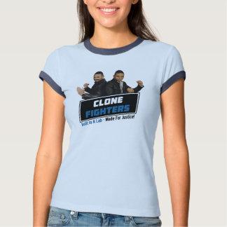 Women Clone Fighter's T-Shirt