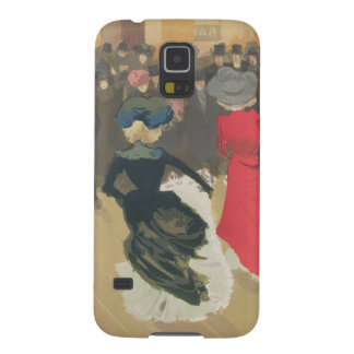 Women Dancing the Can-Can Case For Galaxy S5