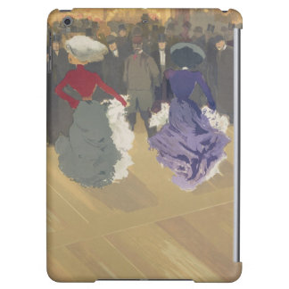 Women Dancing the Can-Can iPad Air Cover
