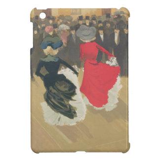 Women Dancing the Can-Can iPad Mini Case