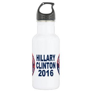Women Demand Hillary 2016 18oz Water Bottle