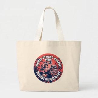 Women Demand Hillary 2016 Bags