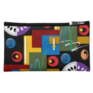 Women designer make up bag