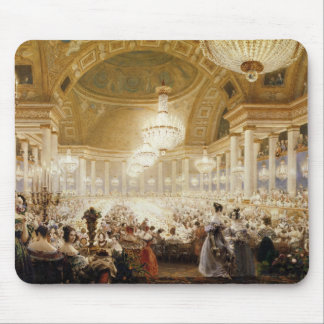 Women Dining at the Tuileries in 1835 Mouse Pad