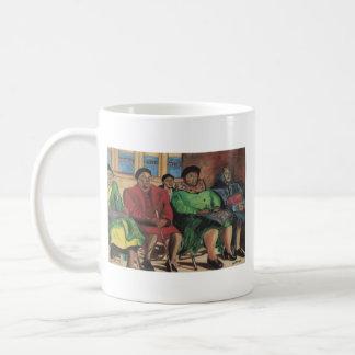 Women Do Get Weary By Alice Patrick Coffee Mug