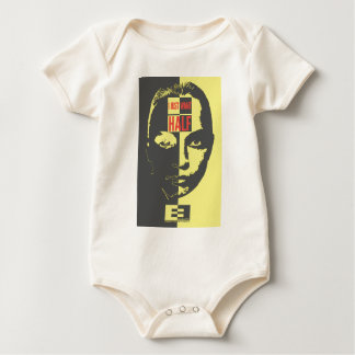 Women Equality - I just want half Baby Bodysuit