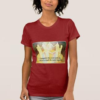 WOMEN - Exalt His Name T-Shirt